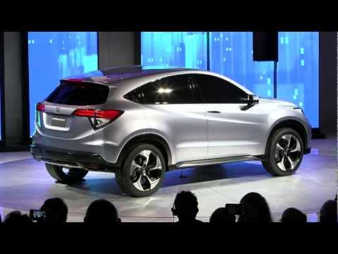 all new honda urban suv concept wrap up video famous brands and products. Black Bedroom Furniture Sets. Home Design Ideas