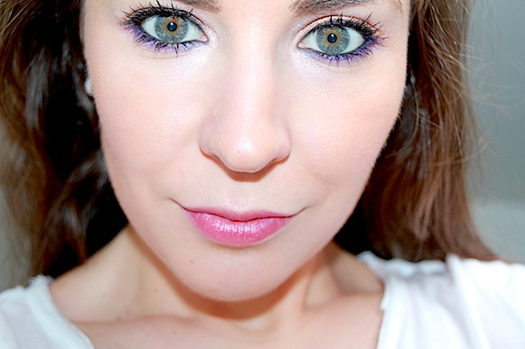 clarins maquillage avec palette enchanted