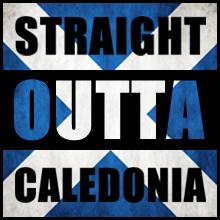Straight Outta Caledonia