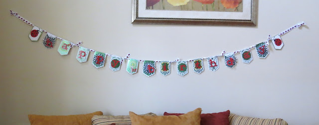 c est la vie designs unltd llc happy birthday ladybug banner