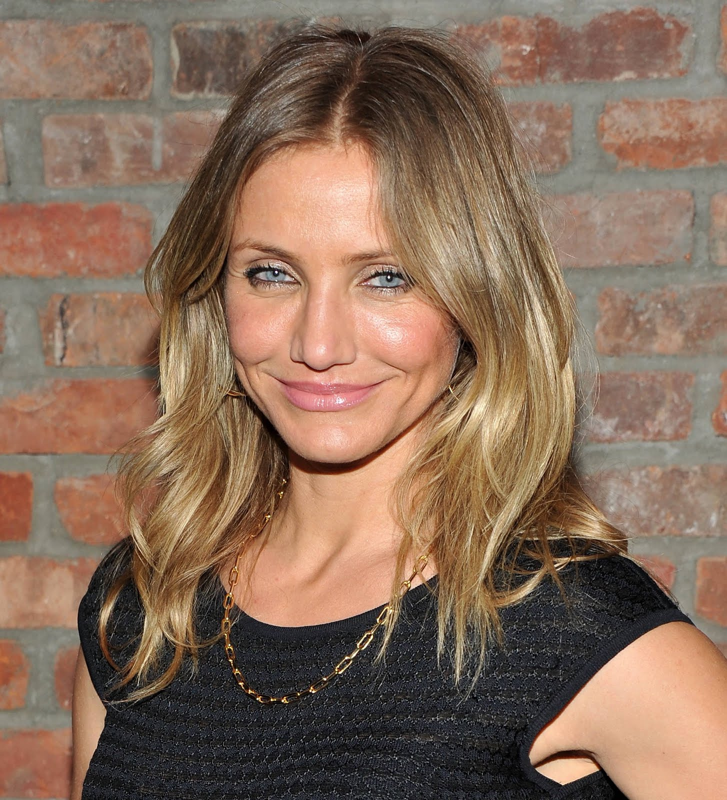Celebrity Ombre Hairstyle - Cameron Diaz
