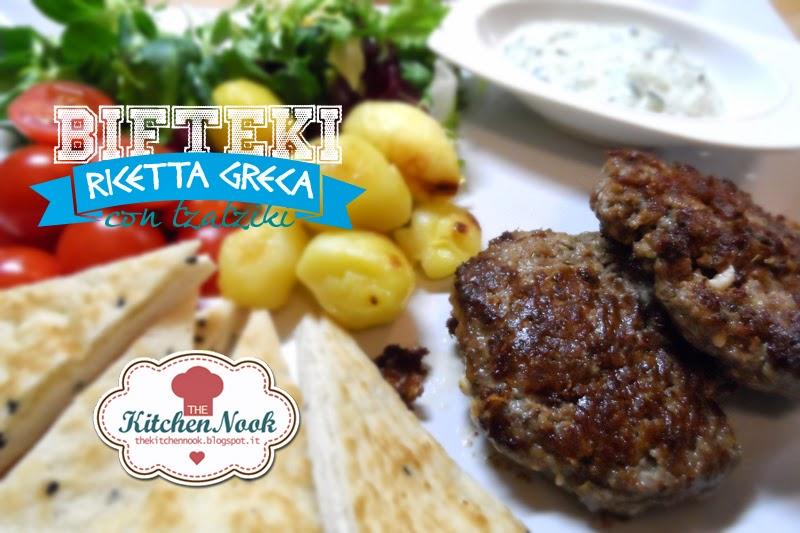 bifteki: l'hamburgher alla greca