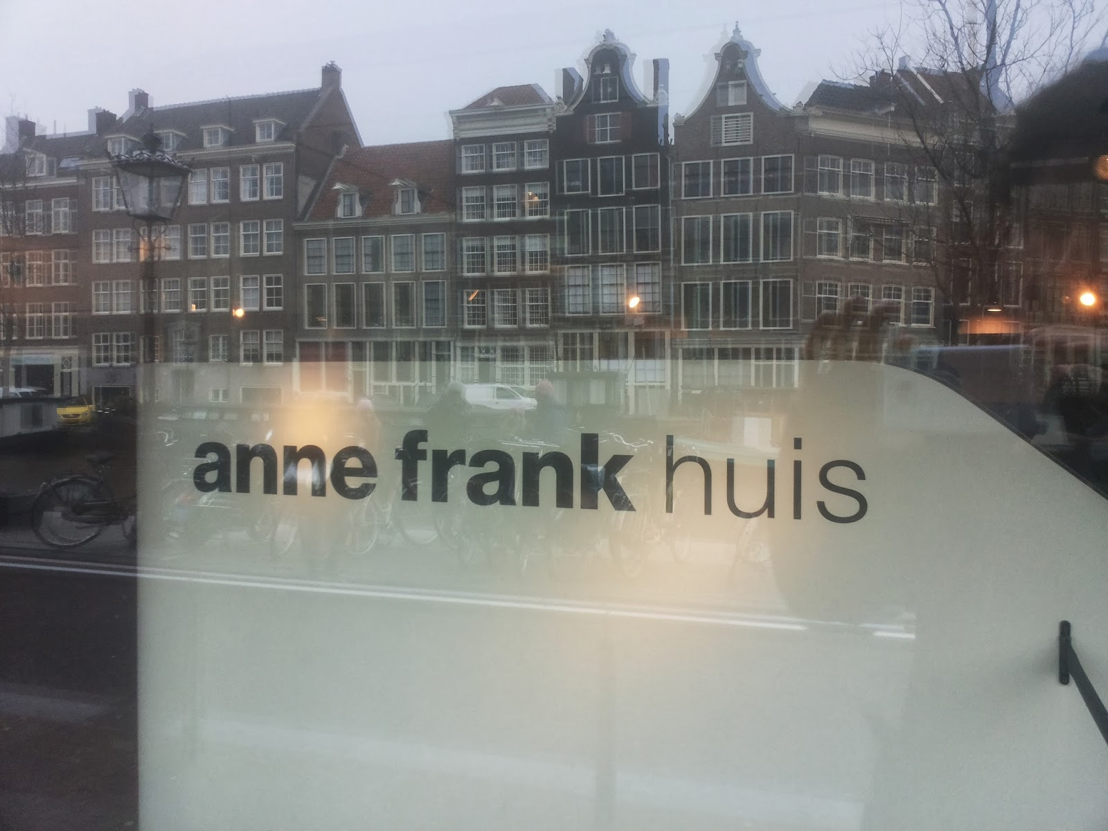 anne frank house sightseeing