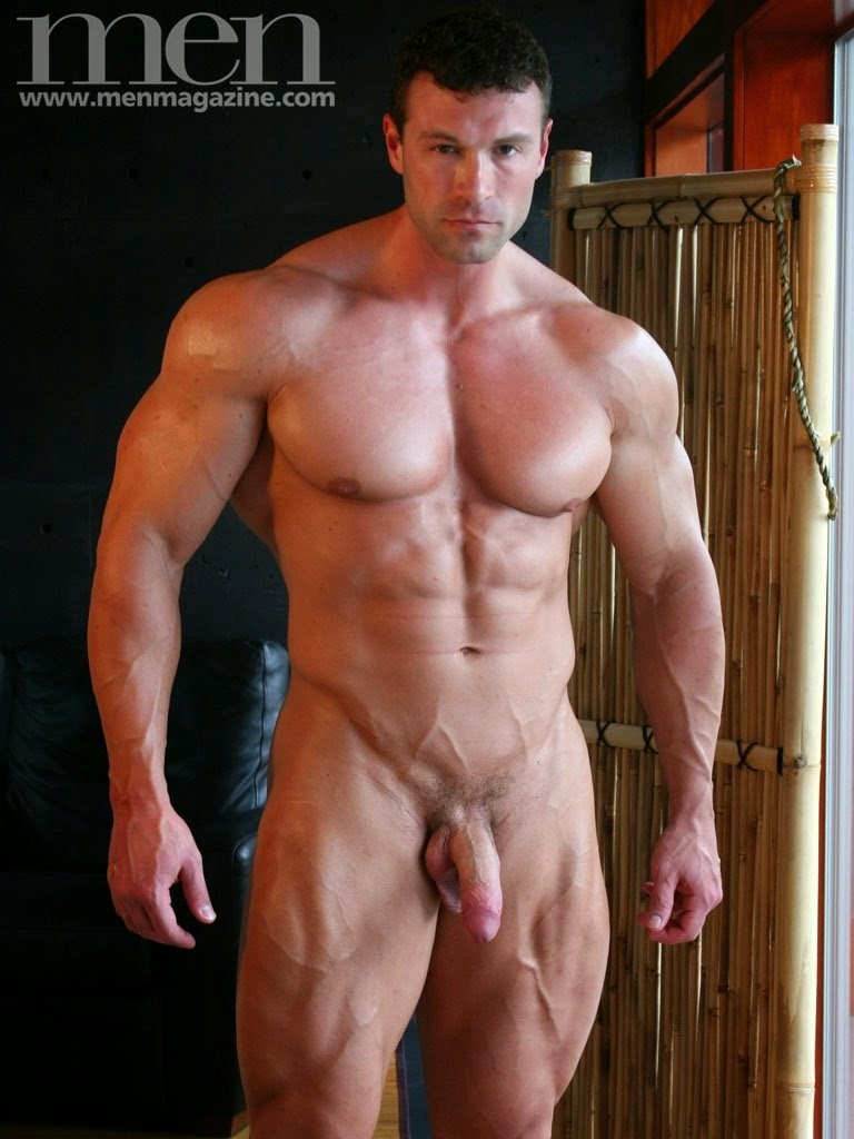man naked legend muscle Von