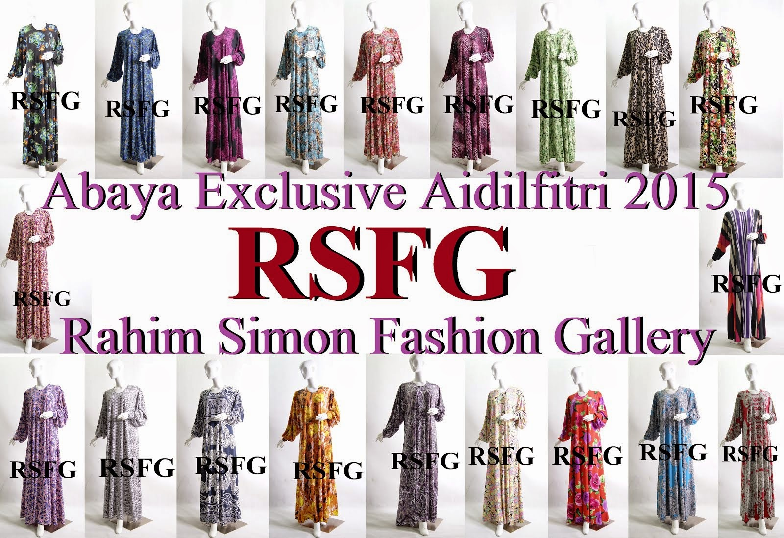 Koleksi 2015 RSFG