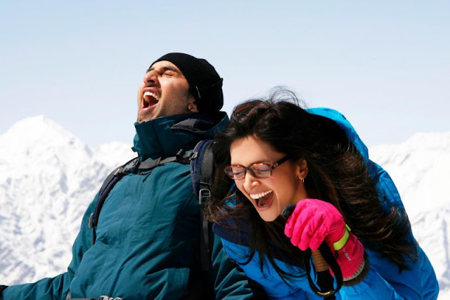 Yeh Jawaani Hai Deewani movie stills