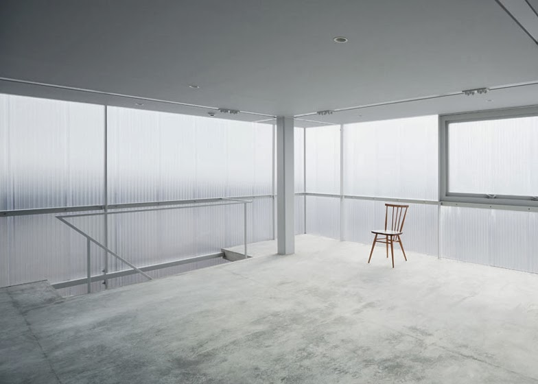 Amalily 39 s blog suppose design office 39 s house of tousuienn for Office design dezeen