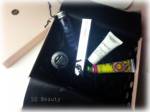 GlossyBox de Junio Silvia Quiros SQ Beauty