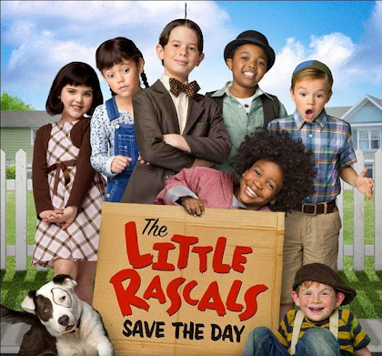 Poster Of Hollywood Film The Little Rascals Save the Day (2014) In 300MB Compressed Size PC Movie Free Download At worldfree4u.com