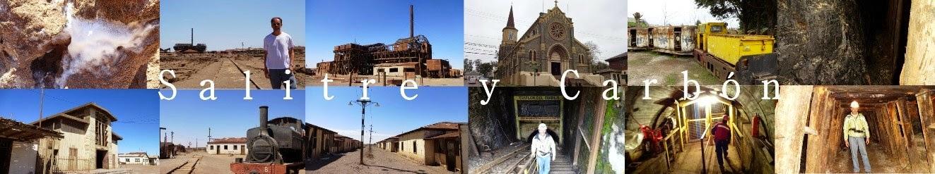 Chile, Salitre y Carbón
