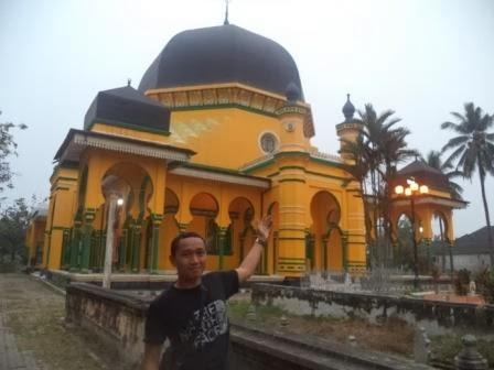 Masjid Raya Al-Osmani Medan
