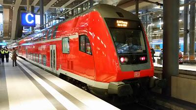 Regionalverkehr: Eröffnung Netz Nord-Süd RE3 und RE5