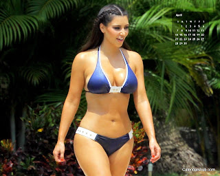 Kim Kardashian Sexy Calendar 2013 - DOWNLOAD NOW!