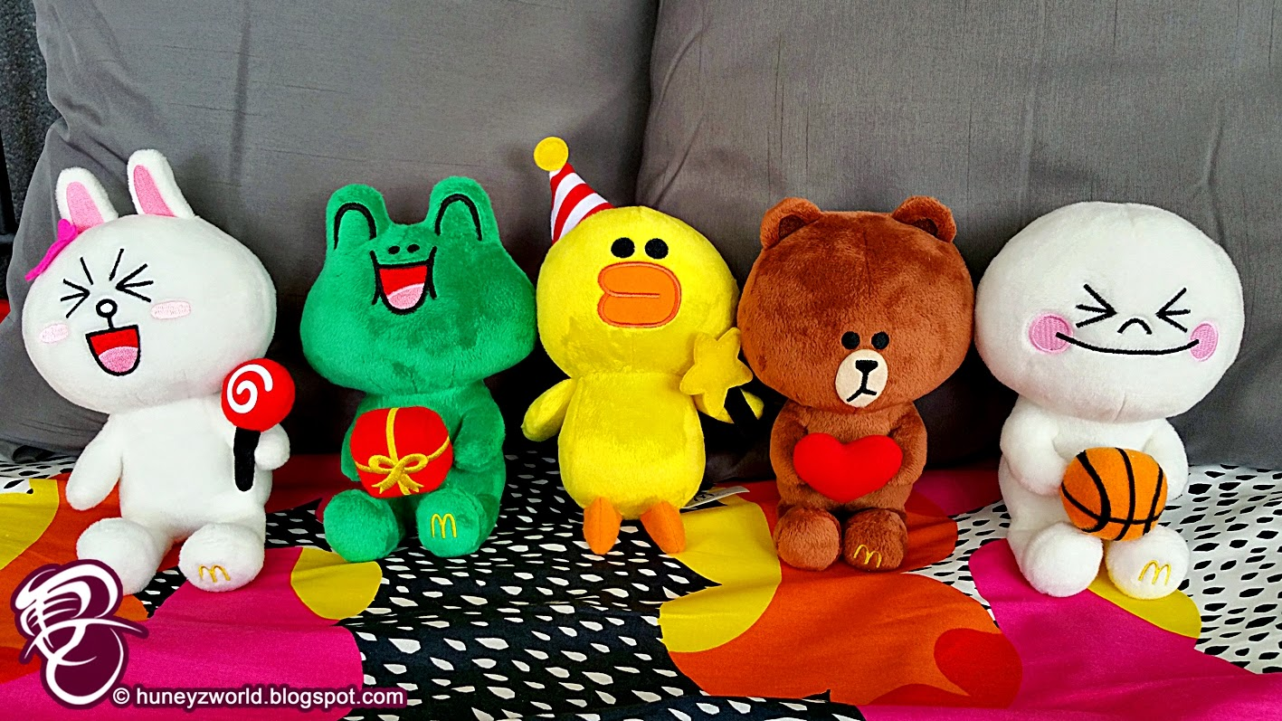 Toys That Start With B : Get your line mcdonald s plush toys starting january