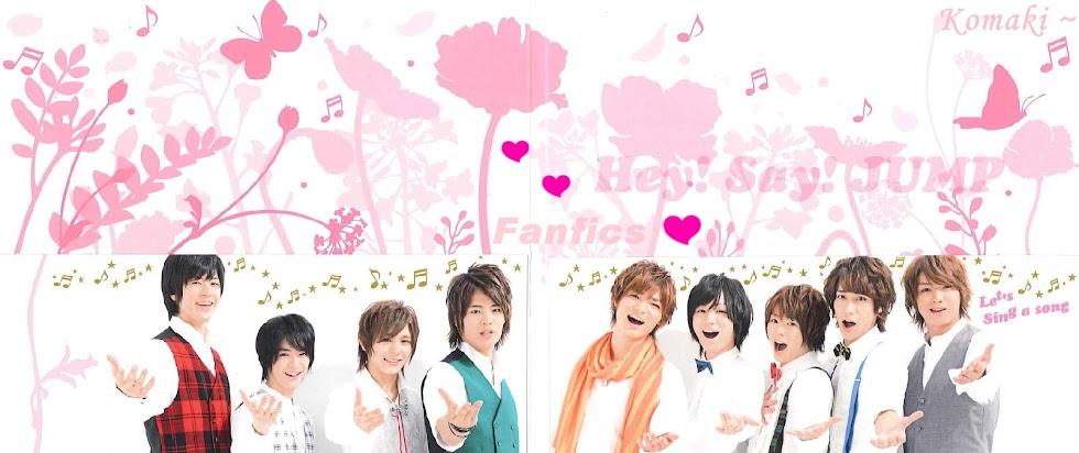 Hey! Say! JUMP Fanfics