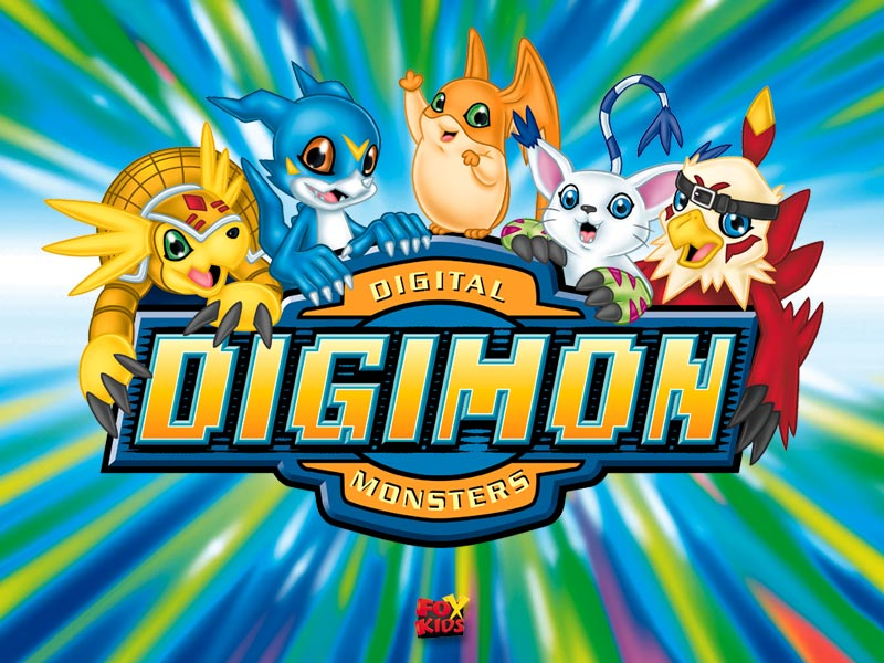 PELICULA 1  Digimon  La Pel  Cula  Digimon Adventure