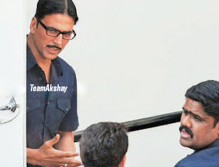 Akshay Kumar's Special Chabbis on location stills
