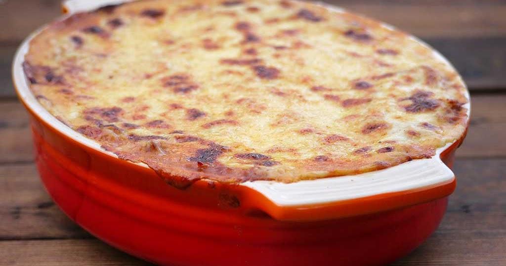 per morbergs lasagne bolognese