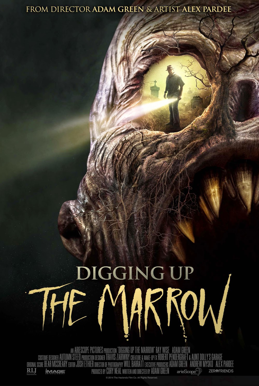 Digging Up the Marrow – Legendado (2014)