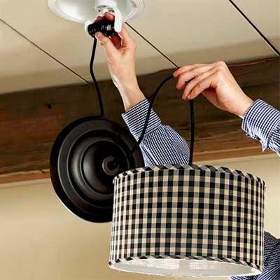 recessed light conversion kit. Black Bedroom Furniture Sets. Home Design Ideas