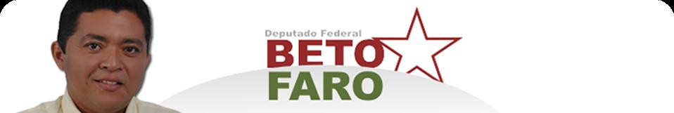 Blog do Deputado Beto Faro