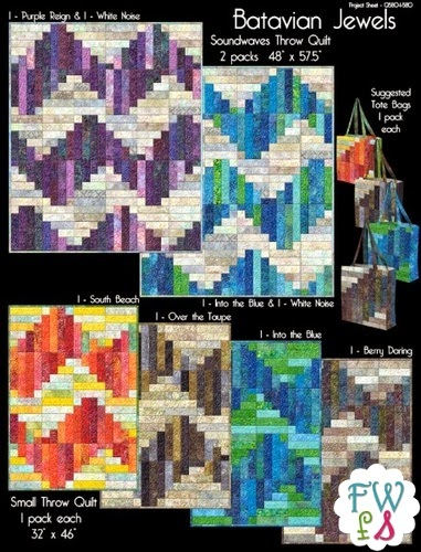 Free quilt pattern at Forth Worth Fabric Studio