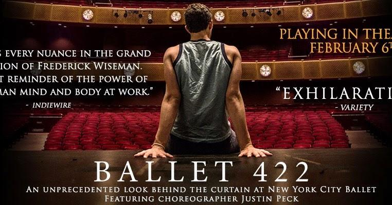 Sinopsis Film Ballet 422 (2015) ~ Bandit Film