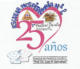 "Festival Literario Infantil ""Prof. Dr. J. P. Garrahan"""""