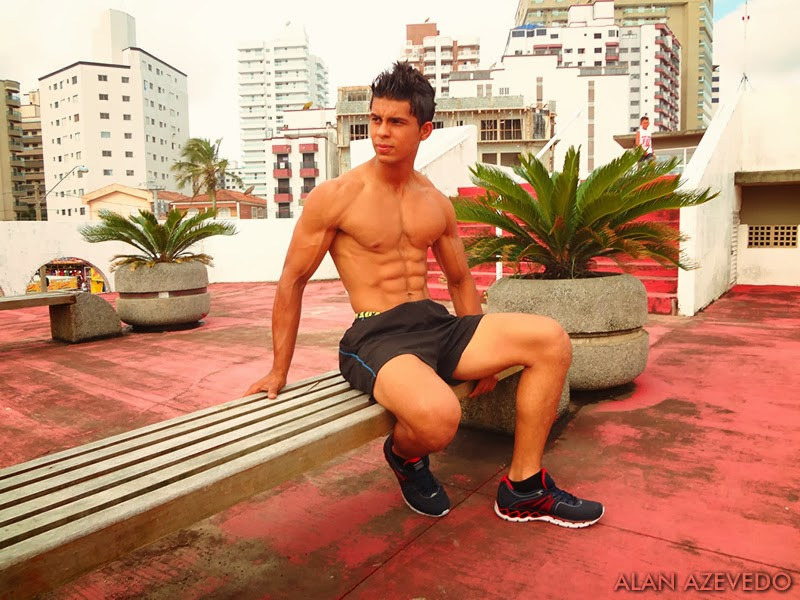 Henrique Linhares - Foto: Alan Azevedo