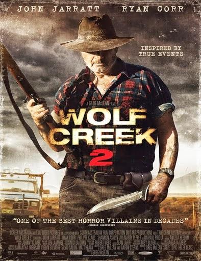 Ver El cazador de Wolf Creek 2 (2013) Online