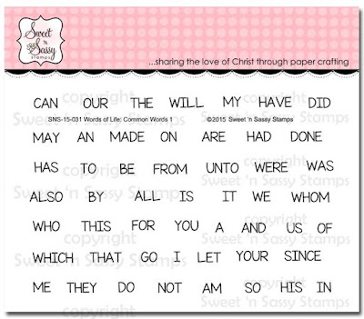 http://sweetnsassystamps.com/words-of-life-common-words-1-clear-stamp-set/