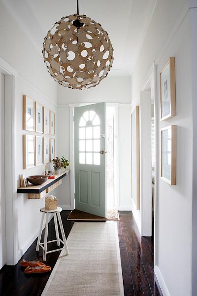 Cuadros para el recibidor decorar tu casa es - Decorar un hall ...