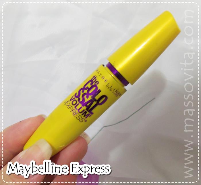 Máscara p/ cílios Maybelline Express