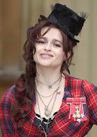 Helena Bonham Carter condecorada