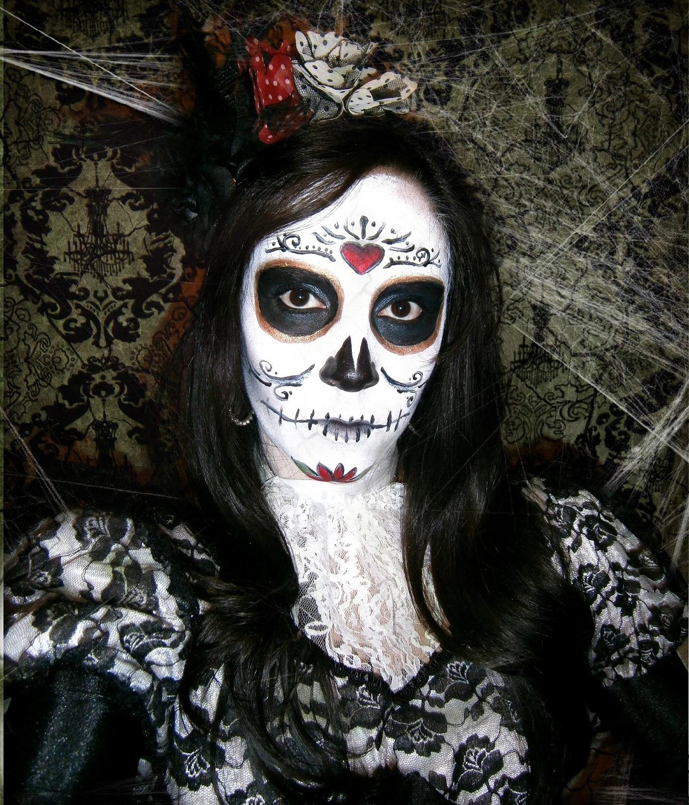 Día de Muertos: Catrina / Calavera de Azúcar (Sugar Skull)