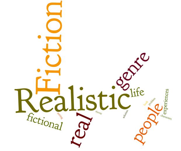 Realistic Fiction Label Realistic Fiction