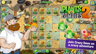 """plants vs zombies 2"""