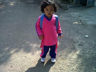 Shazia Sekolah