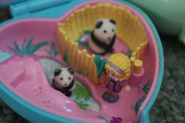 Polly Pocket panda