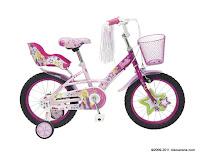 Sepeda Anak Wimcycle Baribie MY2012 16 Inci