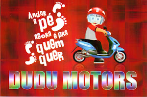 Dudu motors a nova parceira.
