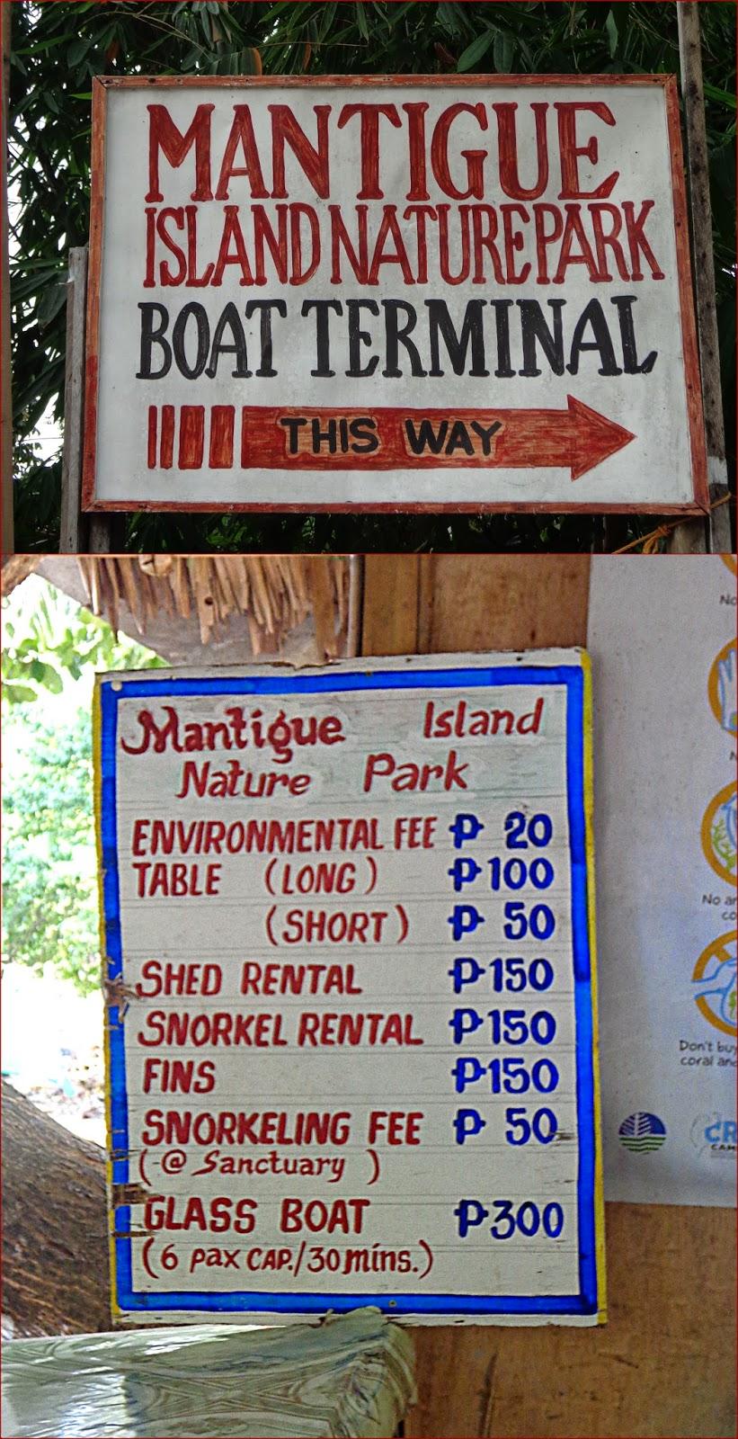 Mahinog Terminal, Camiguin