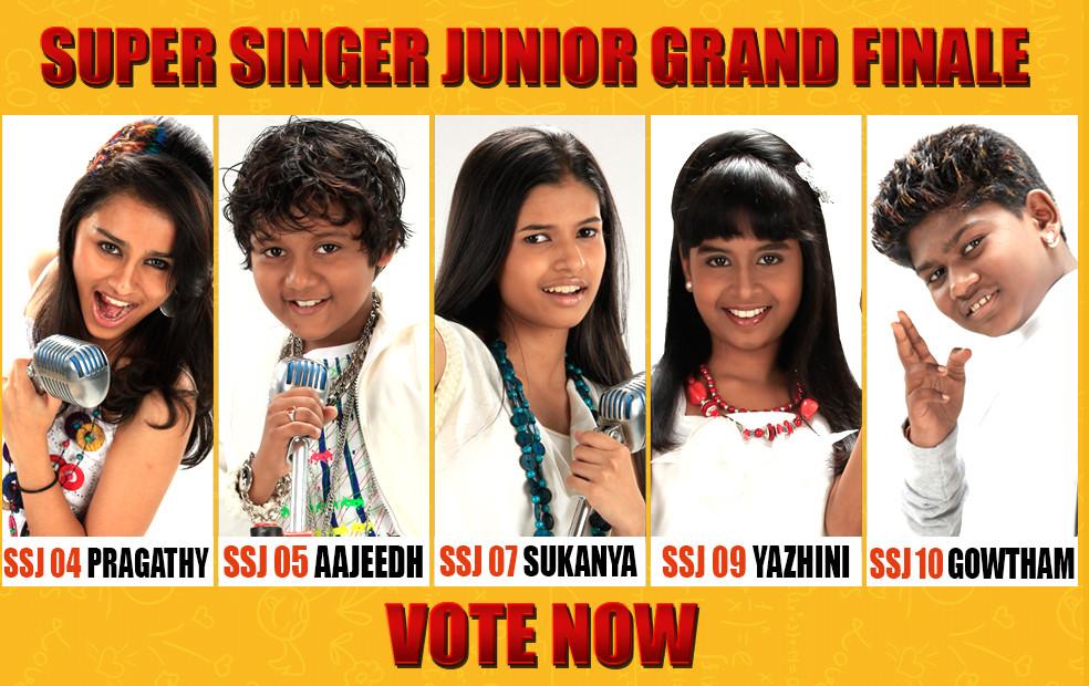 super singer junior 3 winner