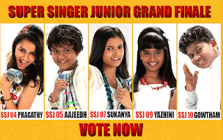 airtel super singer junior 3 winner