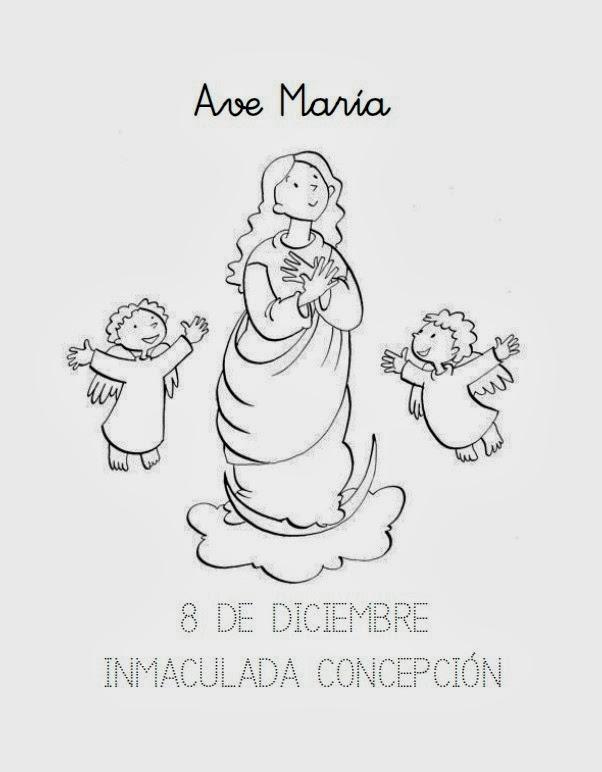 Imagenes De La Virgen Maria Inmaculada