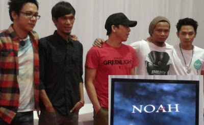 Nama Baru Band Peterpan: NOAH