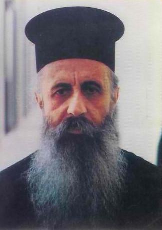Αρχιμ. Επιφάνειος Θεοδωρόπουλος
