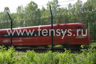 Забор металлический сварной Fensys. Фото 13