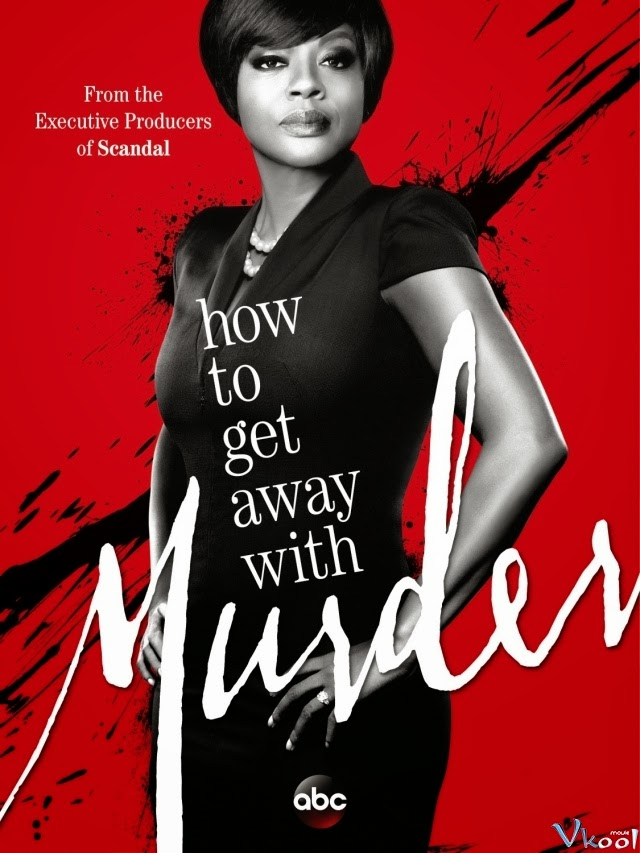 Phim Lách Luật Phần 1 - How To Get Away With Murder Season 1