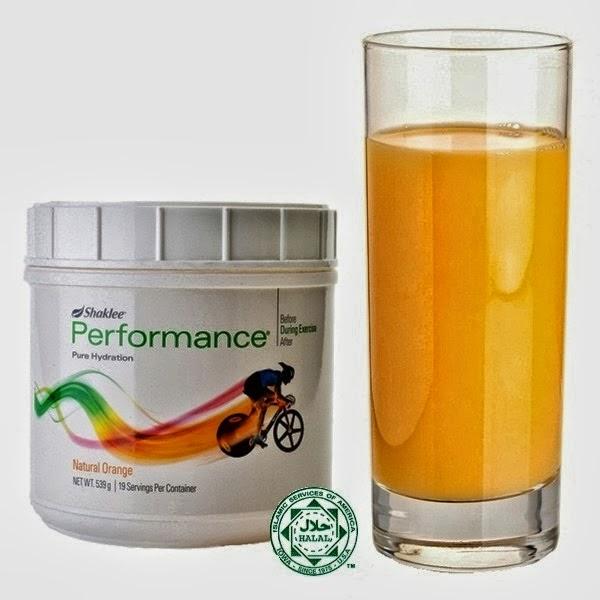 kurangkan rasa letih berpuasa dengan minuman isotonik Performance Drink yang bukan sahaja dapat elakkan tanda-tanda dehidrasi tetapi juga memberi tenaga.